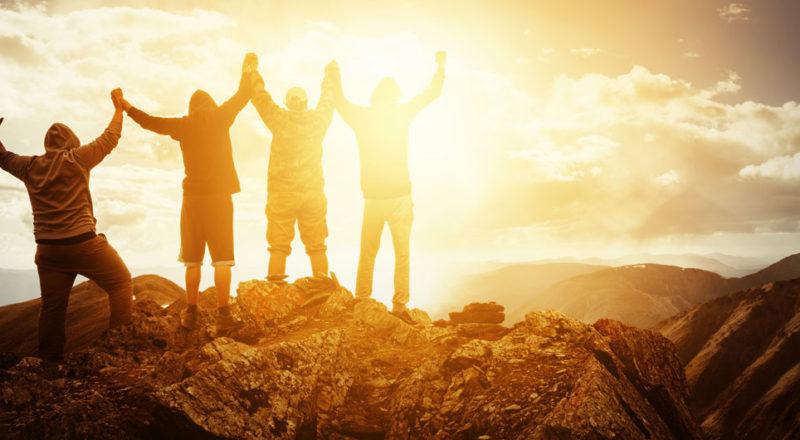 Baue dein persönliches Erfolgsteam um dich herum auf